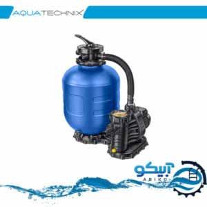 پکیج تصفیه آب استخر و جکوزی AQUA
