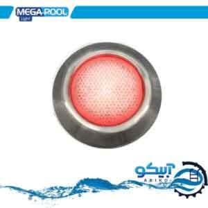 چراغ استخر روکار FLAT-MP 1000