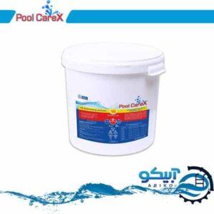 پودر کلر (کلسیم هیپوکلراید) PoolCareX