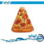 تشک بادی شناور طرح پیتزا