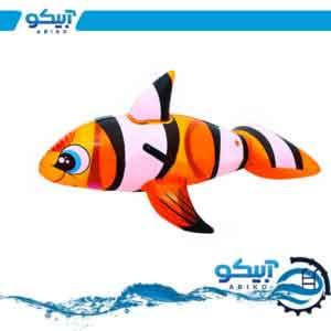 شناور بادی طرح دلقک ماهی
